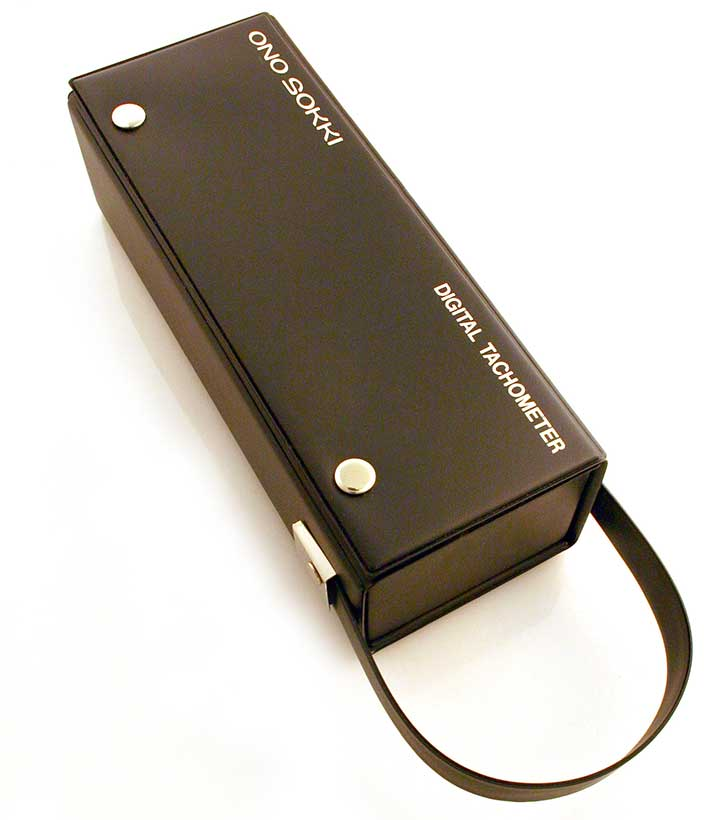 HT-0001A Replaces HT-0300, Hard vinyl carrying case