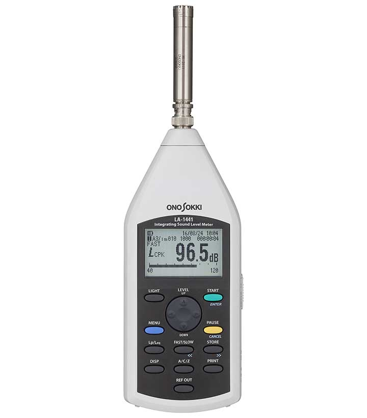 Sound Level Meters/Calibrators